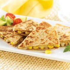 Black Bean and Corn Quesadillas - Superstore - Recipes