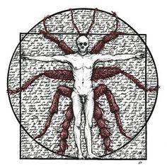 "Landis Blair Illustration: Franz Kafka, ""The Metamorphosis"""