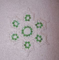 Ravelry: Snowflake #2 pattern by Patricia Kristoffersen