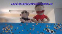 Wisi y Enrique Bailando con Animaciones Puppets Videos, Lights Camera Action, Dancing, Songs, Artists