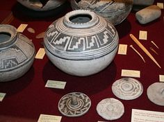puebloan pottery, black on white Ancient Egyptian Art, Ancient Symbols, Ancient Aliens, Ancient Artifacts, Ancient Greece, Ancient History, Southwest Image, Southwestern Art, Native American Pottery