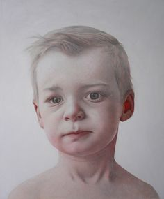 """Saatchi Art Artist: Annemarie Busschers; """"Rutger"""""""