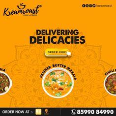 Food Graphic Design, Food Menu Design, Food Poster Design, Restaurant Advertising, Food Advertising, Asian Food Delivery, Restaurant Website Design, Cloud Kitchen, Food Posters
