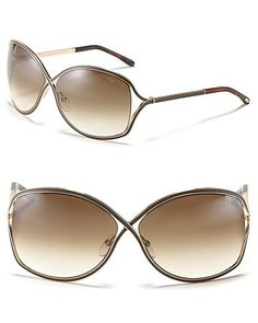ef17903c695 Tom Ford Rickie Cross Sunglasses