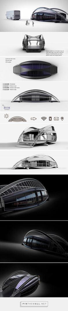 Bus-stand meets airport | Yanko Design - created via http://pinthemall.net