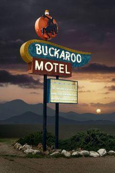 Motel, Tucumcari New Mexico Edition 1 of 9