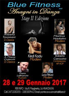 da 28/01/2017 a 29/01/2017 ANAGNI IN DANZA II EDIZIONE LUOGO: via regina margherita16 REGIONE: Lazio PROVINCIA: Frosinone CITTA': anagni  _________________ VIDEO  - LINK http://www.weekendinpalcoscenico.it/portale-danza/doc.asp?pr1_cod=5543#.WELlsubhCUk