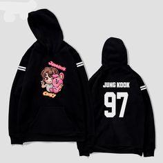 e5c164958 BTS Hoodies Women/Men Hoodies Sweatshirts Lovely Fashion Hoodies Print  Autumn/Winter Fans Popular Sweatshirt Hoodies Plus Size