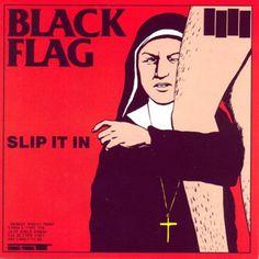 Black Flag Slip It In – Knick Knack Records