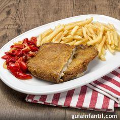 La auténtica receta de cachopo asturiano.