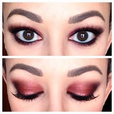 I love this look from @Sephora's #TheBeautyBoard: http://gallery.sephora.com/photo/marsala-maven-24659