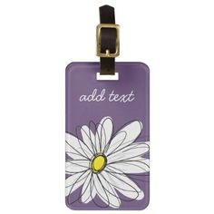 =>>Cheap          Purple and Yellow Whimsical Daisy Custom Text Tag For Bags           Purple and Yellow Whimsical Daisy Custom Text Tag For Bags we are given they also recommend where is the best to buyDeals          Purple and Yellow Whimsical Daisy Custom Text Tag For Bags Online Secure ...Cleck Hot Deals >>> http://www.zazzle.com/purple_and_yellow_whimsical_daisy_custom_text_luggage_tag-256775392868438340?rf=238627982471231924&zbar=1&tc=terrest