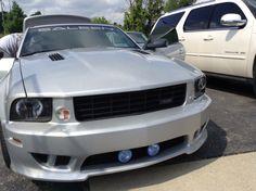 SALLEN Mustang 2006Style 250 Speed 600 HorsePower