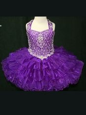 Little Rosie Short & Toddler Pageant Dresses: PageantDesigns.com