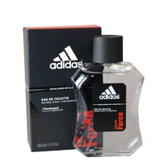 Adidas Team Force By Adidas For Men Eau De Toilette Spray 3.4-Ounce Bottle