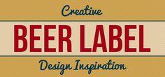creative beer label design inspiration