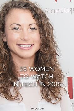 This could be a game-changing year in #tech. Keep your eye on these women who are rocking the tech world right now!