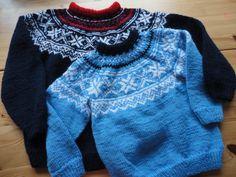 Noorse truien voor de boys