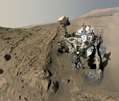 NASA has revealed that a whiff of methane has been detected twice in the last couple of years at the Martian surface by the Curiosity Rover. The source of the methane is uncertain. It is not even clear… Sonda Curiosity, Nasa Rover, Nasa Curiosity Rover, Curiosity Mars, Recent Discoveries, Red Planet, Mars Planet, Aliens And Ufos, Life On Mars