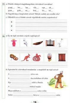 Anyanyelvi gyakorló 2. - kisferenc.qwqw.hu Grammar, Literature, Language, Album, Education, Learning, School, Literatura, Studying