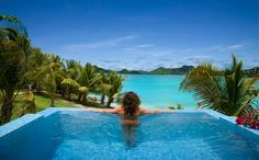 Private plunge pool. Cocobay Resort Antigua/Barbuda Vacation. this is where we are probably going for our honeymoon :)