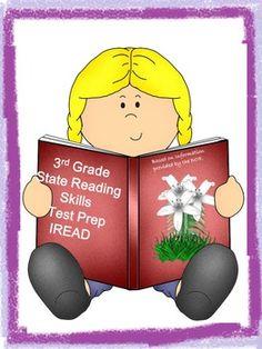 3rd Grade IREAD Test Preparation