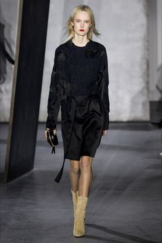 Sfilata 3.1 Phillip Lim New York - Collezioni Autunno Inverno 2015-16 - Vogue