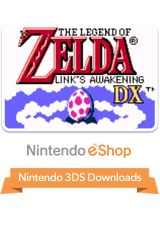 The Legend of Zelda: Link's Awakening DX available since the launch of Nintendo 3DS eShop