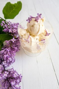 Sugar Free Ice Cream, Vegan Ice Cream, Nice Cream, Ice Cream Recipes, Pyrex, Popsicles, Delicious Blog, Sweet Tooth, Food And Drink