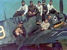 Luftwaffe in colour - this page last updated January 2020 Aircraft Photos, Ww2 Aircraft, Military Aircraft, Luftwaffe, Air Fighter, Fighter Pilot, Adolf Galland, Ww2 Pictures, Air Festival