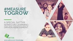 Need Assessment is a critical first step to designing and implementing a good #CSR program but often perceived as an expensive time-cost activity. Here's Sattva's guide to working out practical need assessments, put together from all our experiences on the ground. We would love to know what you took away from it, but write to us! First in our #measuretogrow special series, looking at how #assessments can help us learn and grow.