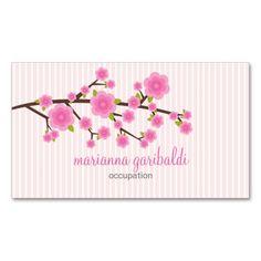 Cream sakura cherry blossoms oriental zen asian business card ps cream sakura cherry blossoms oriental zen asian business card ps dinner ideas pinterest cherry blossoms business cards and oriental colourmoves
