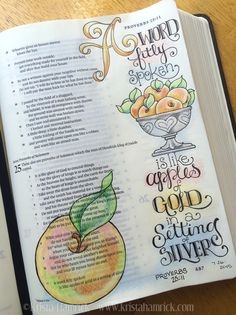 Parable has a journaling kit, and KJV journaling Bibles.  Going on my wishlist!