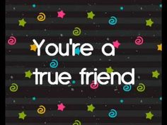 'cause friends are dear. You need to hold them, because they love you. Hannah Montana Albums, True Friends, Best Friends, Walt Disney Records, Best Friend Songs, Disney Music, Miley Cyrus, Music Songs, Singing