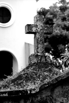 Old Cross-Escazú, Costa Rica.