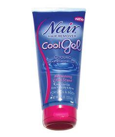 nair facial hair removal cream instructions