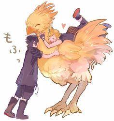 Noctis and Prompto ||| Final Fantasy XV Fan Art