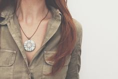Dream Catcher Necklace | Zelma Rose