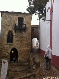 Vila de Óbidos, Leiria, Portugal