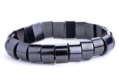 naramok-hematit-obdlznik-maly-2 Charmed, Bracelets, Men, Jewelry, Jewlery, Jewerly, Schmuck, Guys, Jewels