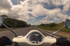 GTS 300 en la carretera