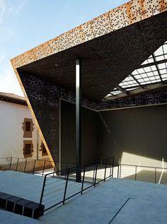 Galería de Frontón Cubierto En Ajangiz / Blur Arquitectura - 17
