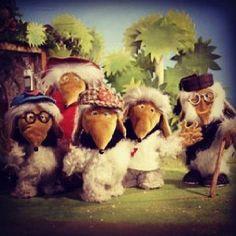 The Wombles of Wimbledon !!!