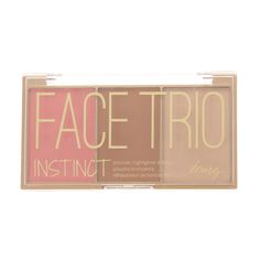 Pink Face Trio | Claire's