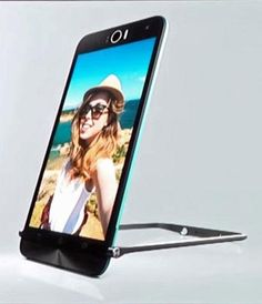 The selfie swing is an optional phone attachment that doubles as a stand and an arm extender for that elusive perfect selfie.