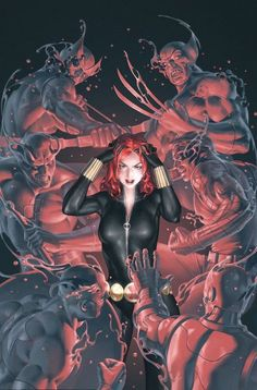 Cover art by Junggeun Yoon for 'Web Of Black Widow' issue published October 2019 by Marvel Comics Marvel 3, Marvel Universe, Marvel Fanart, Marvel Comics Art, Marvel Heroes, Marvel Girls, Marvel Funny, Transformers 4, Charles Xavier