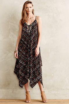 Estrella Maxi Dress #anthropologie #anthrofave