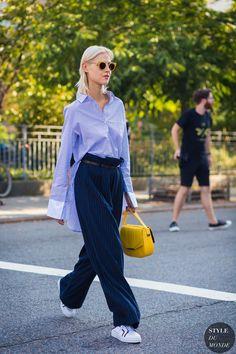 New York SS 2017 Street Style: Linda Tol