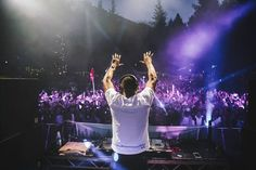 Rave on the snow and party on ice at Snowbombing Festival. Tag your friends now. #snowbombing #snow #bombing #festival #stage #party #rave #festigo #festigoapp #mountains #snowbomb #colors