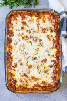 Pasta Recipes, Dinner Recipes, Cooking Recipes, Easy Lasagna Recipes, Easy Homemade Lasagna, Cooking Hacks, Best Lasagna Recipe, Lasagna Recipe Easy Ricotta, Classic Lasagna Recipe Easy